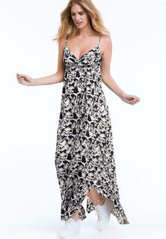 Carmen Woven Maxi Dress by ellos®,