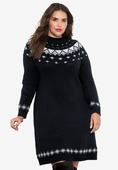 Stockholm Sweaterdress by ellos®,