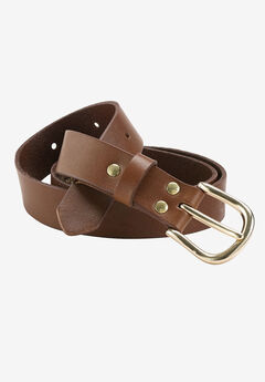 Leather Belt by ellos®,