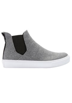 Fabric High-top Sneakers by ellos®,