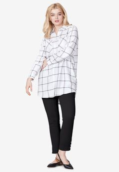 Two-Pocket Tunic by ellos®,