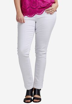 Slim 5-pocket Jeans by ellos®,