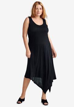 a0178b284d268 Plus Size Midi Dresses for Women