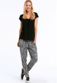 Woven Soft Drawstring Pants by ellos®,