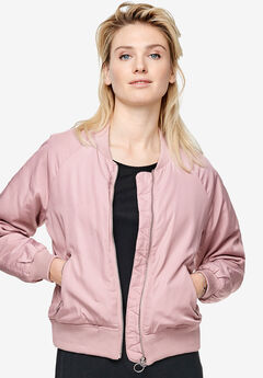 Bomber Jacket by ellos®, ROSE MIST, hi-res