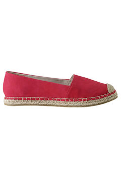 Espadrille Flats by ellos®, CLASSIC RED