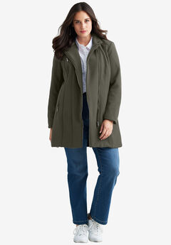 Taylor Zip Coat,