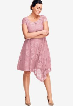 Peony Lace Dress by ellos®,