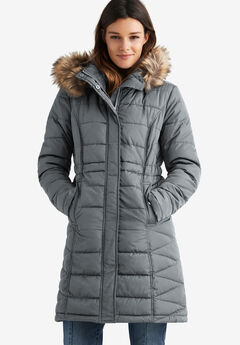 01821242623 Plus Size Winter Jackets for Women