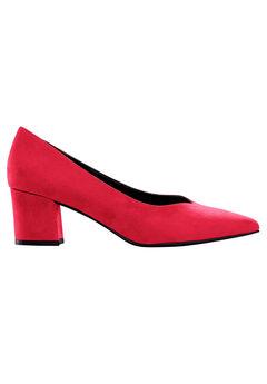 Block Heel Pump by ellos®,