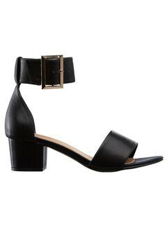 Ankle Strap Sandal by ellos®,