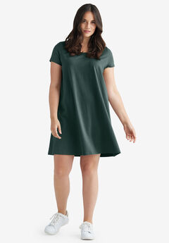 Plus Size Short Dresses for Women | Woman Within