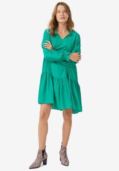 Drop-Waist Dress by ellos®,