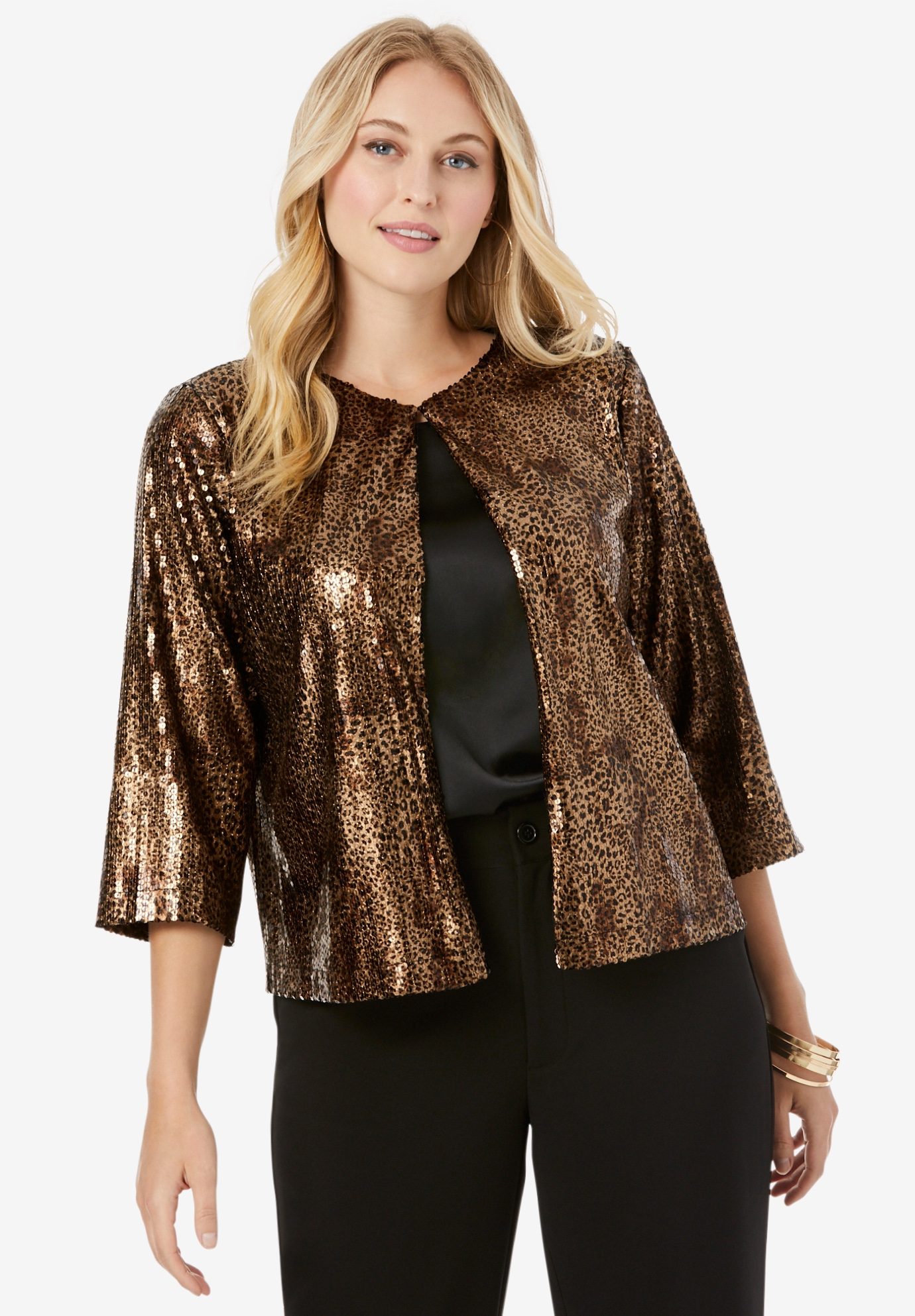 Sequin Jacket,