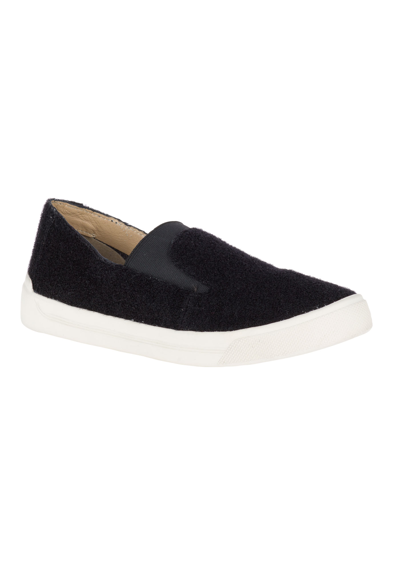 affordable Gabbie Elastic Slip-On Sneaker by Hush Puppies® clearance huge surprise cheap sale limited edition Okg98NIx1n