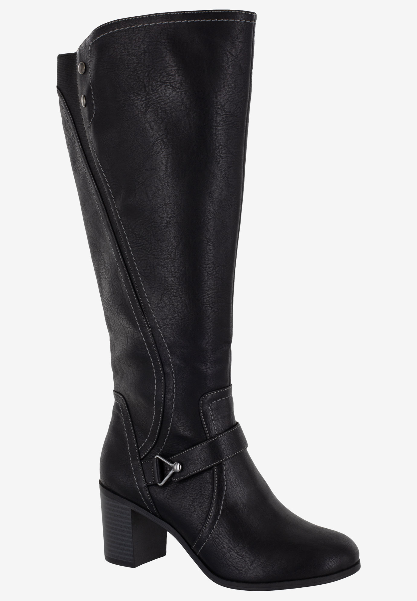 Format Plus Wide Calf Boot by Easy Street,