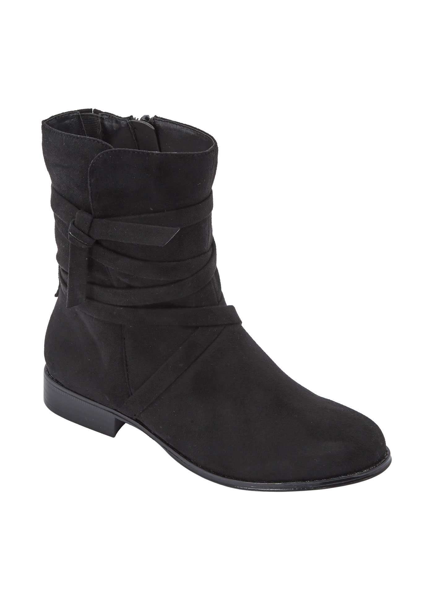 The Marcy Bootie by Comfortview®,