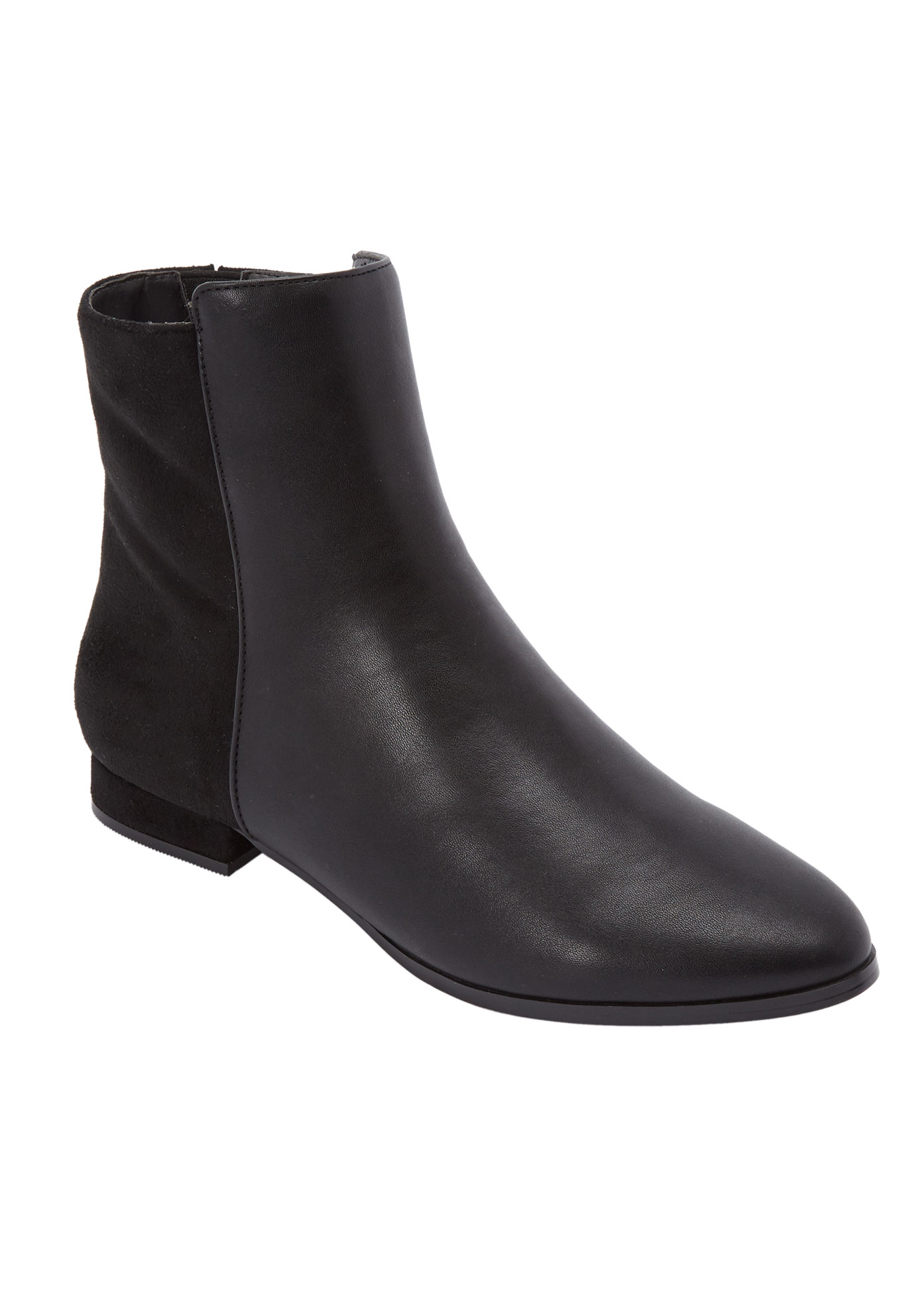 The Adrianne Bootie by Comfortview®,