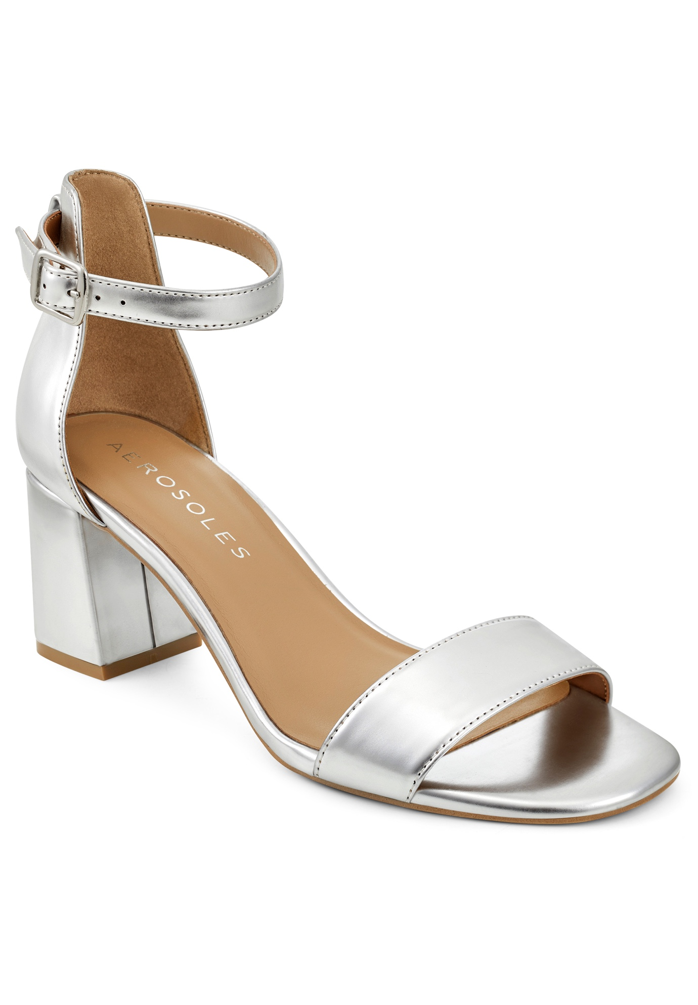 Elba Sandal by Aerosoles Platinum Label,