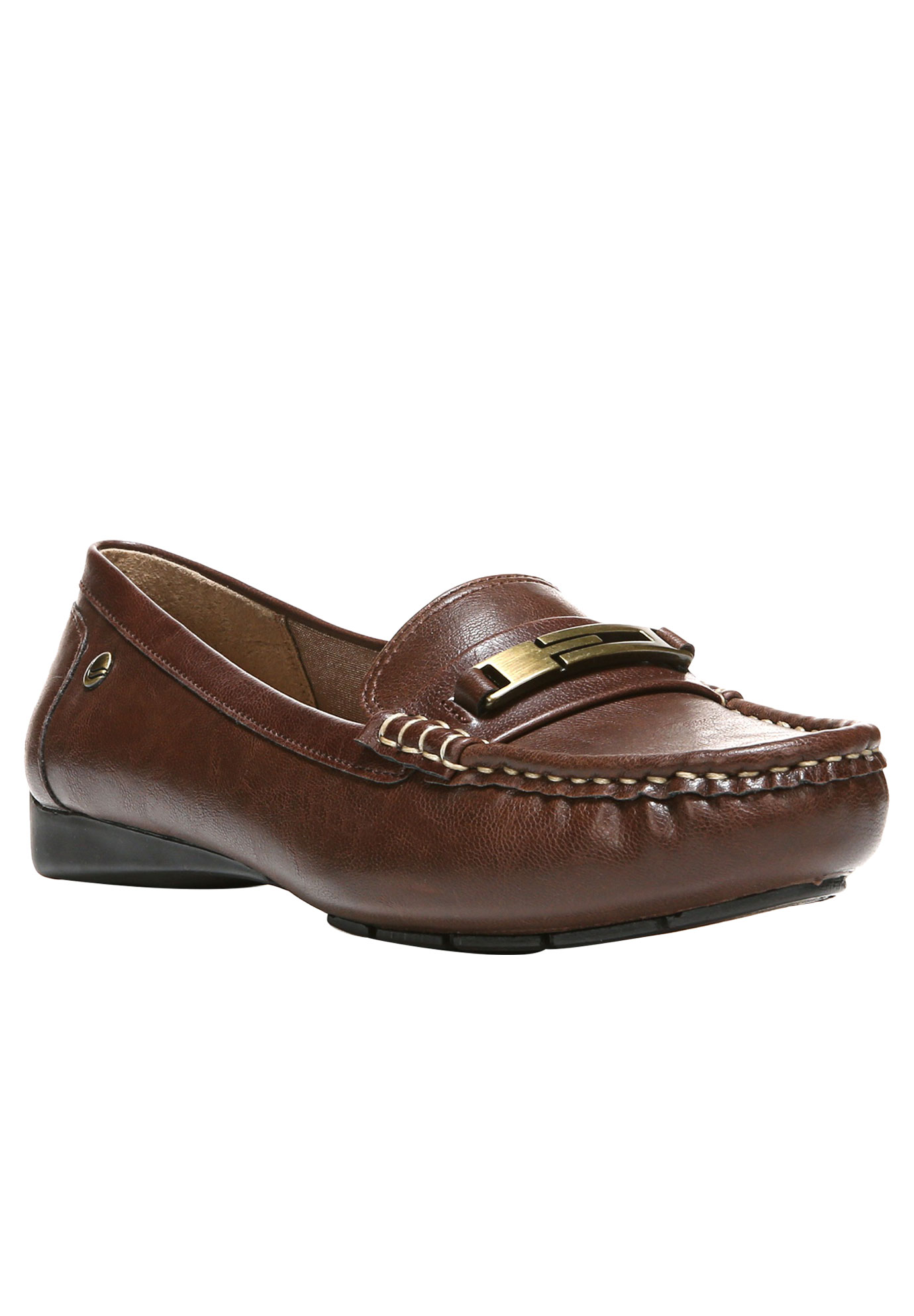 Viva Loafers by LifeStride®, MID BROWN, hi-res