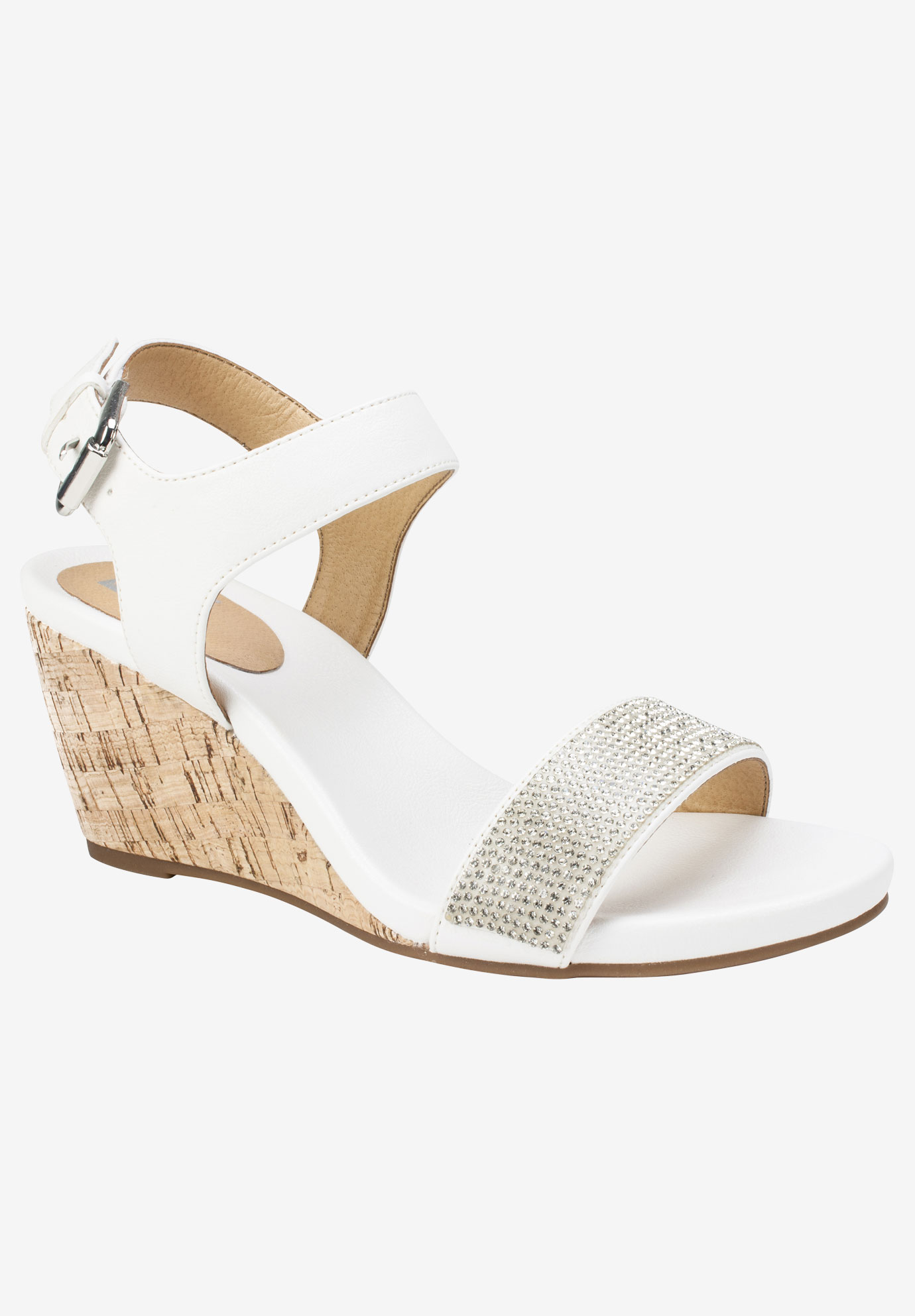 Phillis Sandal by White Mountain,