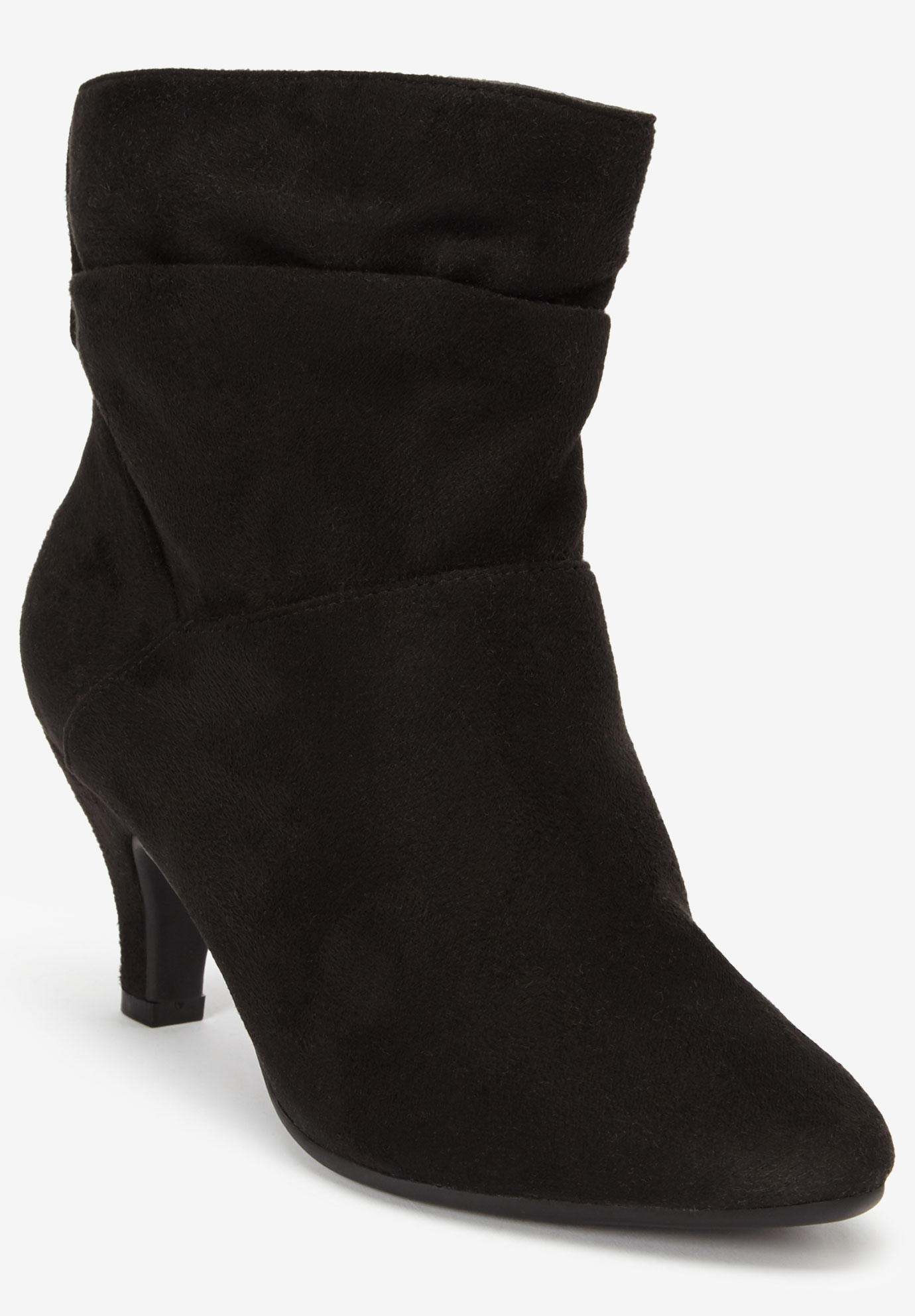 The Kourt Bootie by Comfortview®,