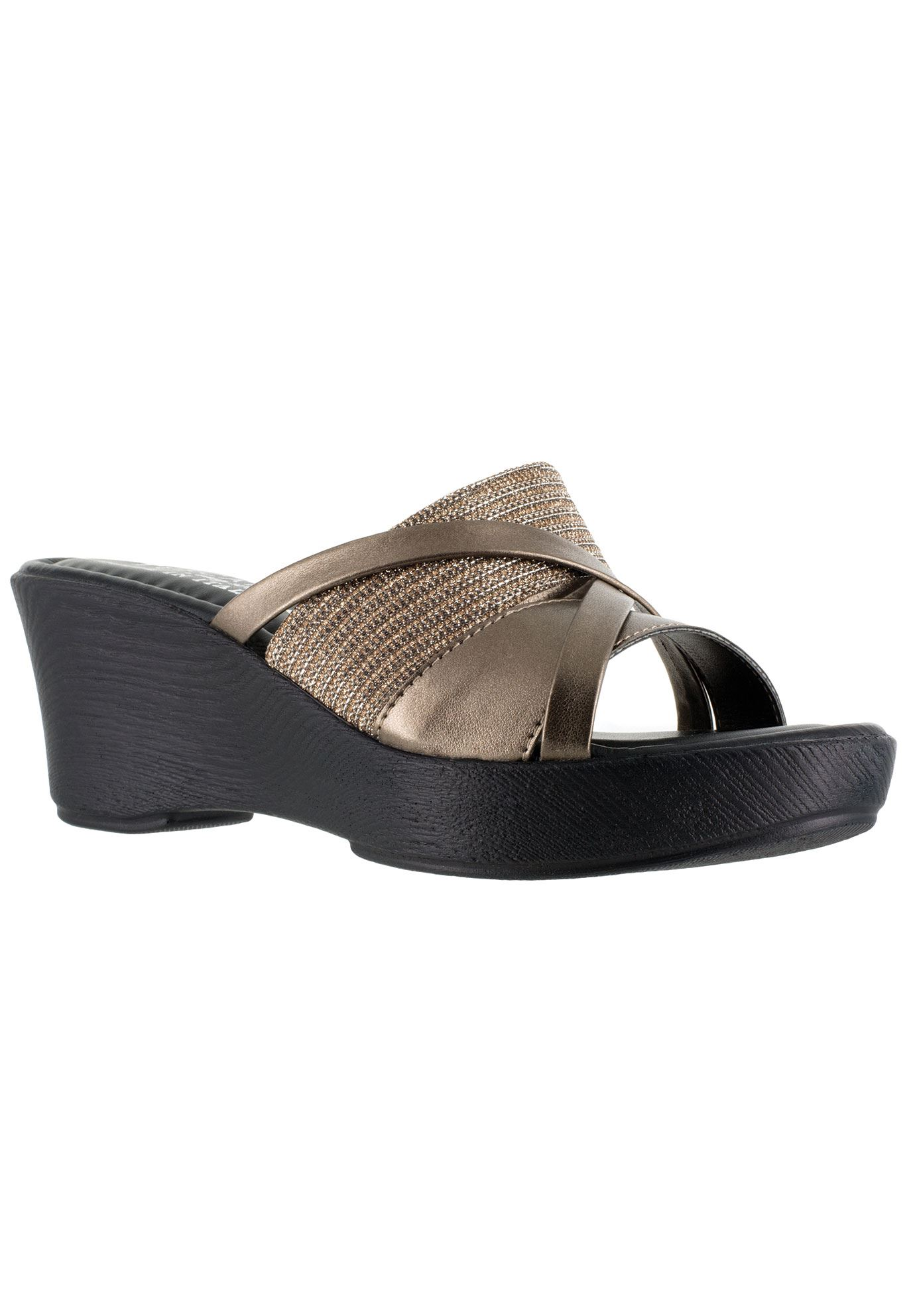 Lucette Sandals by Easy Street®,