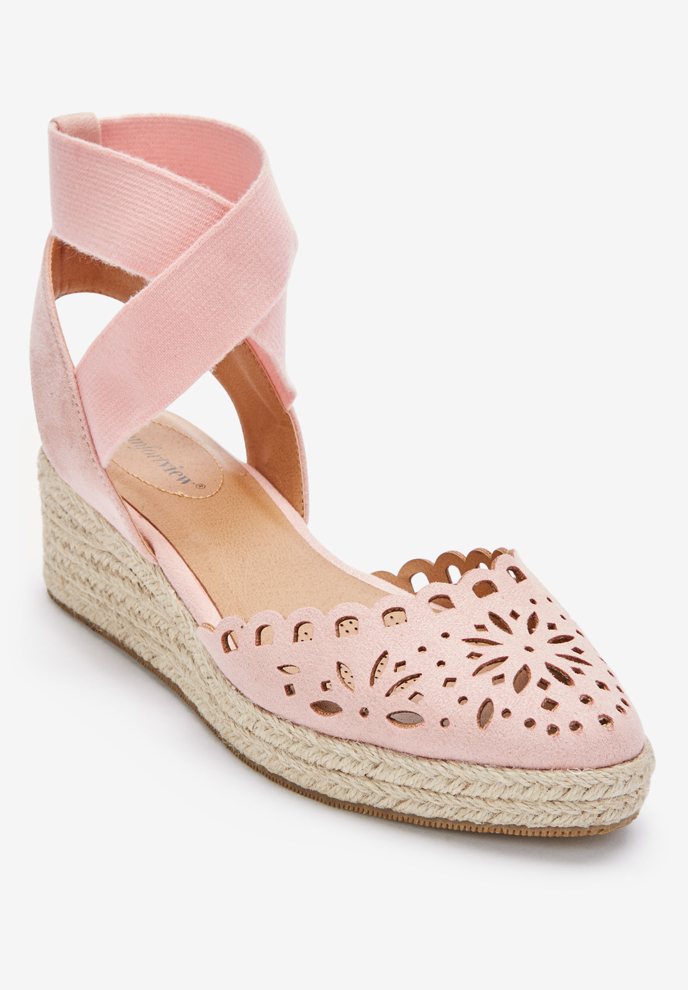 The Malia Espadrille by Comfortview®,