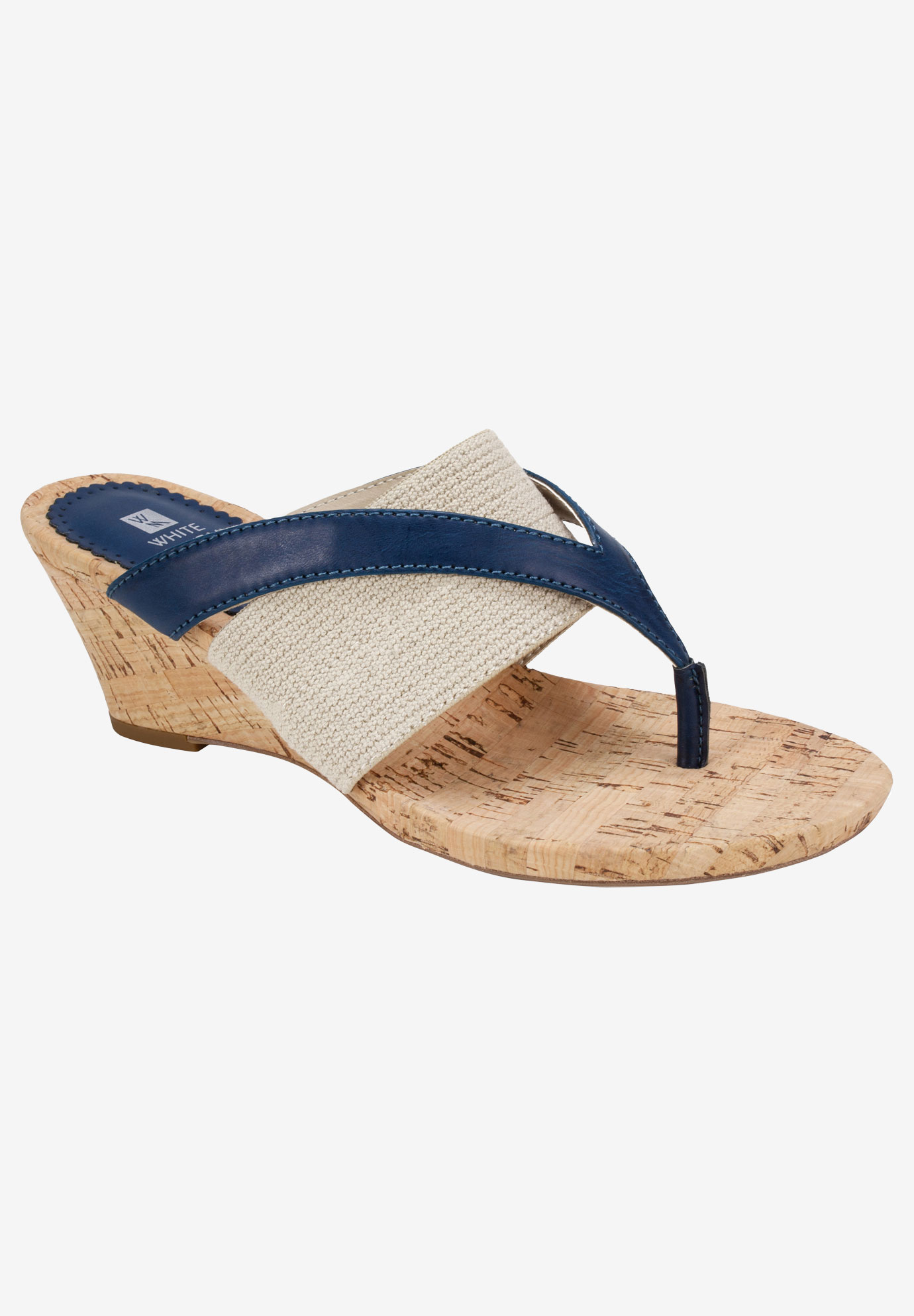Alanna Sandal by White Mountain,