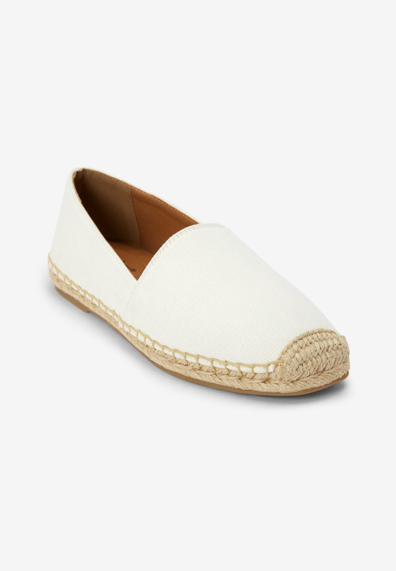 The Koda Espadrille Flat by Comfortview®,