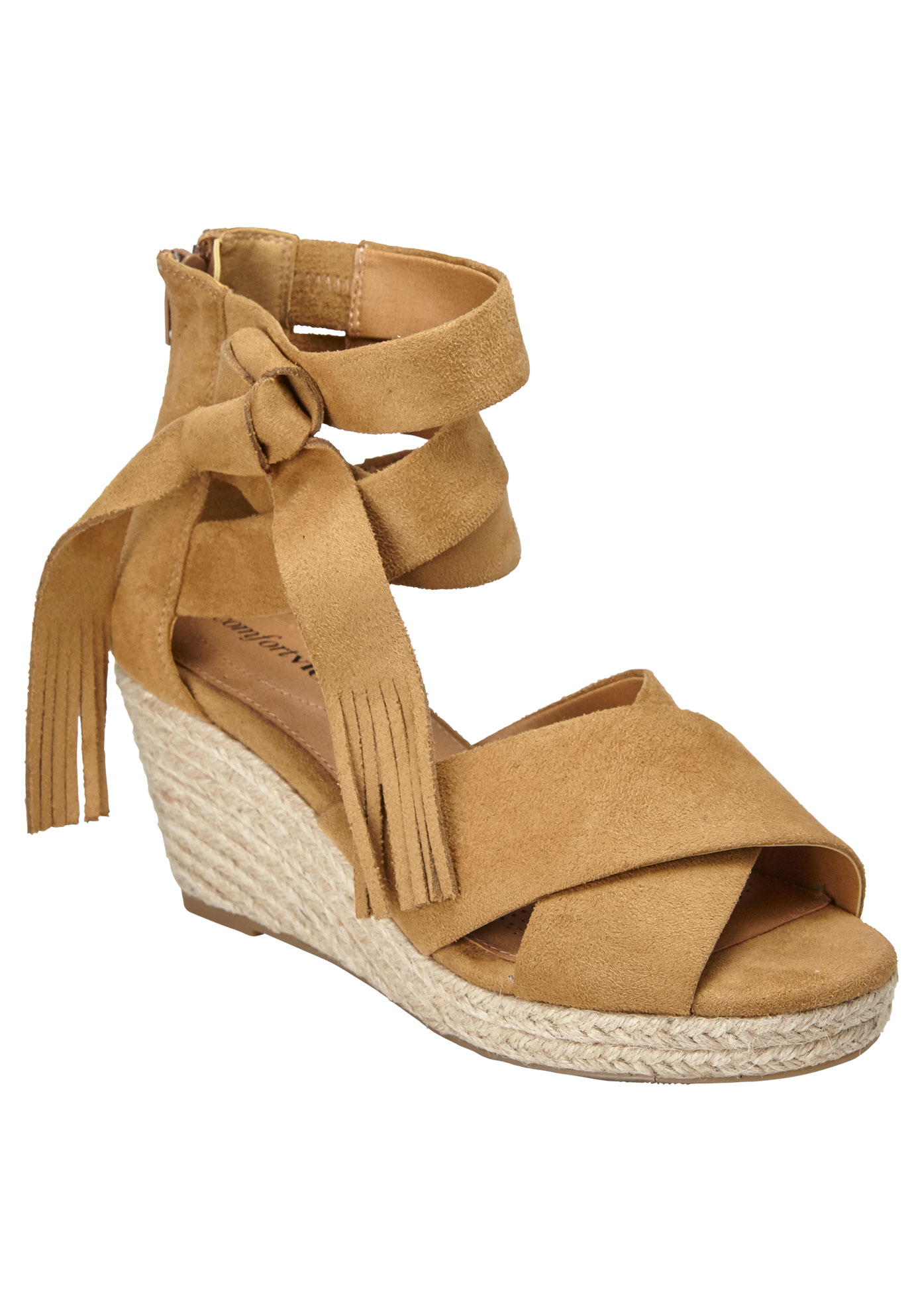 Zion Espadrilles by Comfortview® factory outlet cheap price limited edition online sale lowest price vbIDRrvvHF