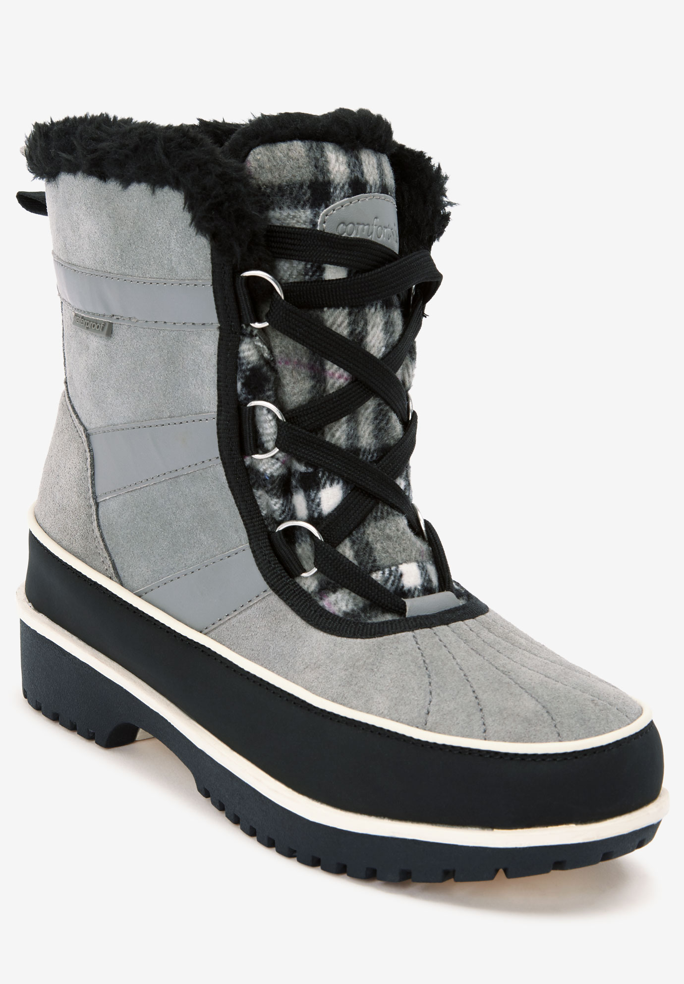 The Brienne Waterproof Boot by Comfortview®,