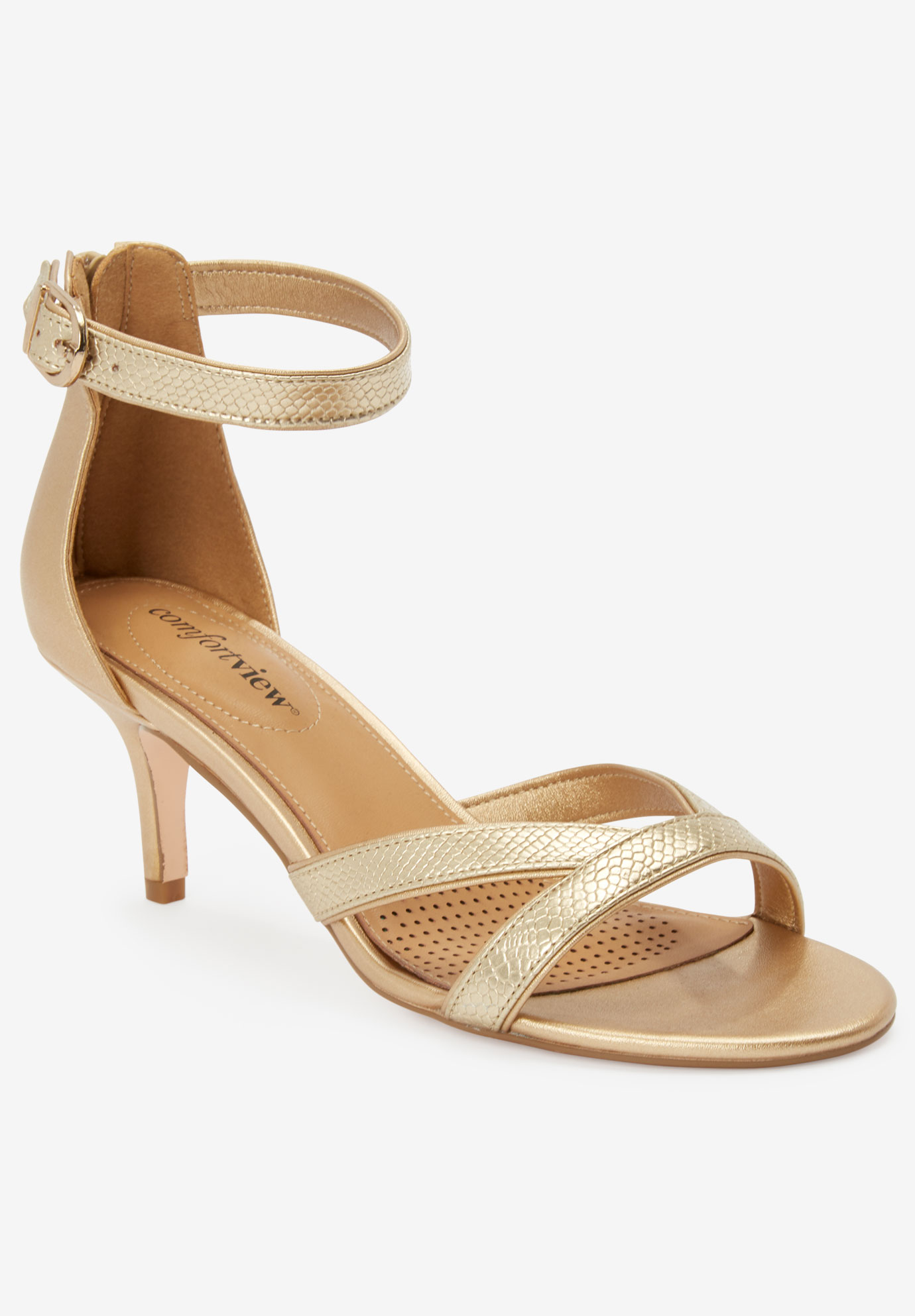 The Iris Sandal by Comfortview®,