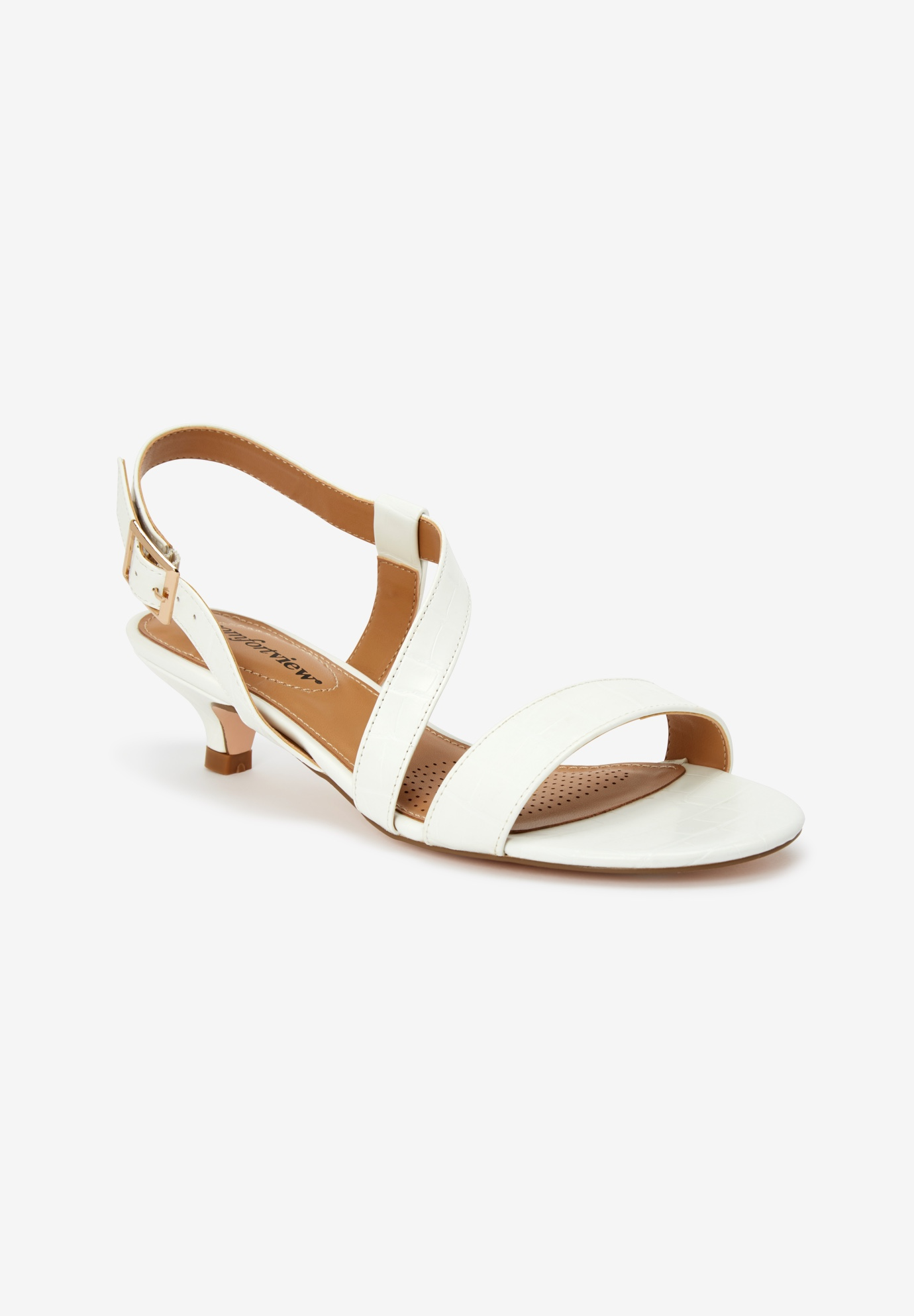 The Lia Sandal by Comfortview®,