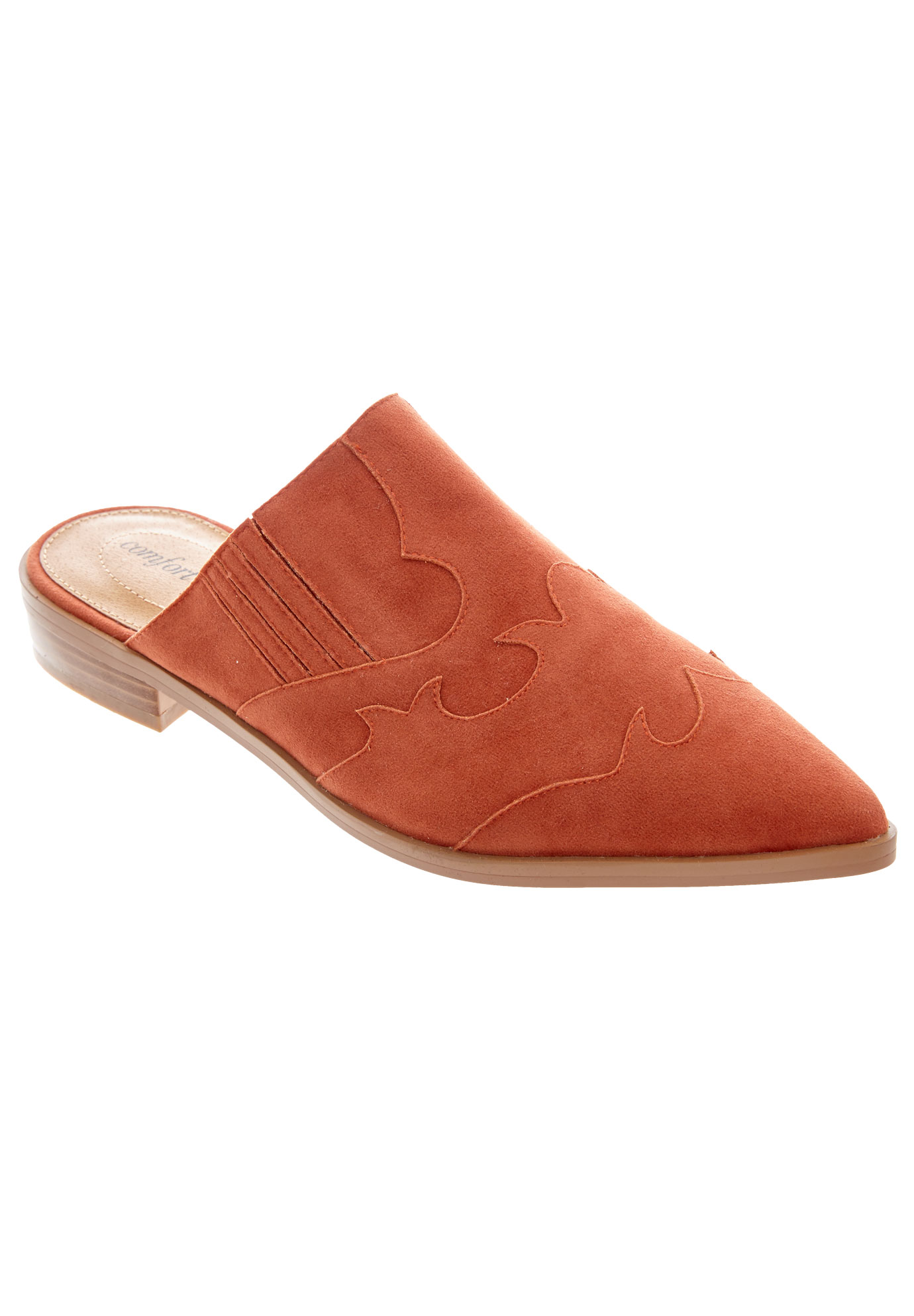 Siloh Mules by Comfortview®,