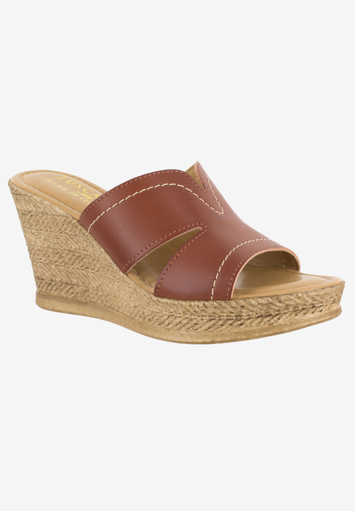 Marsala Wedge ,