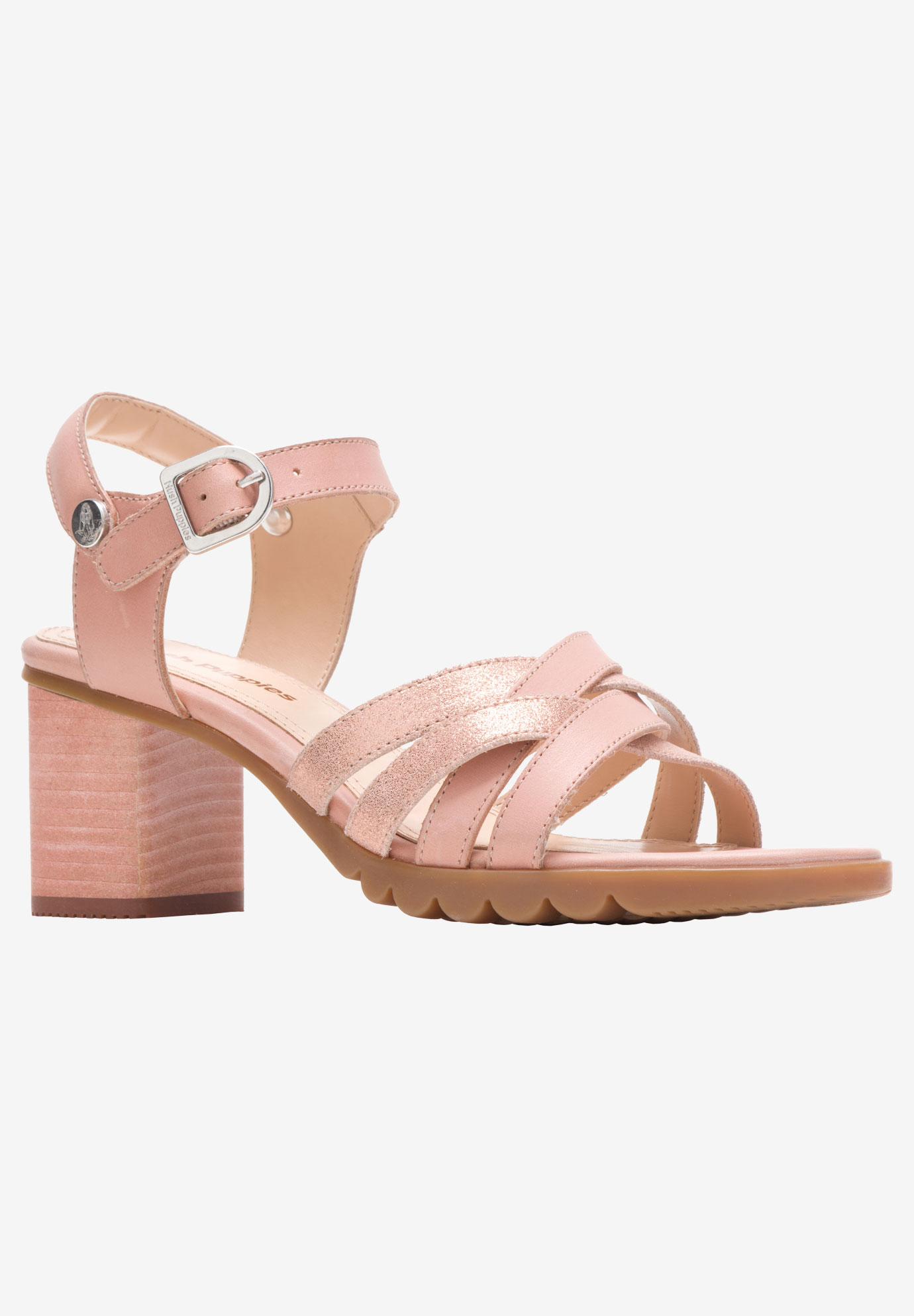 Griffon Qtr Strap Sandals by Hush Puppies®,