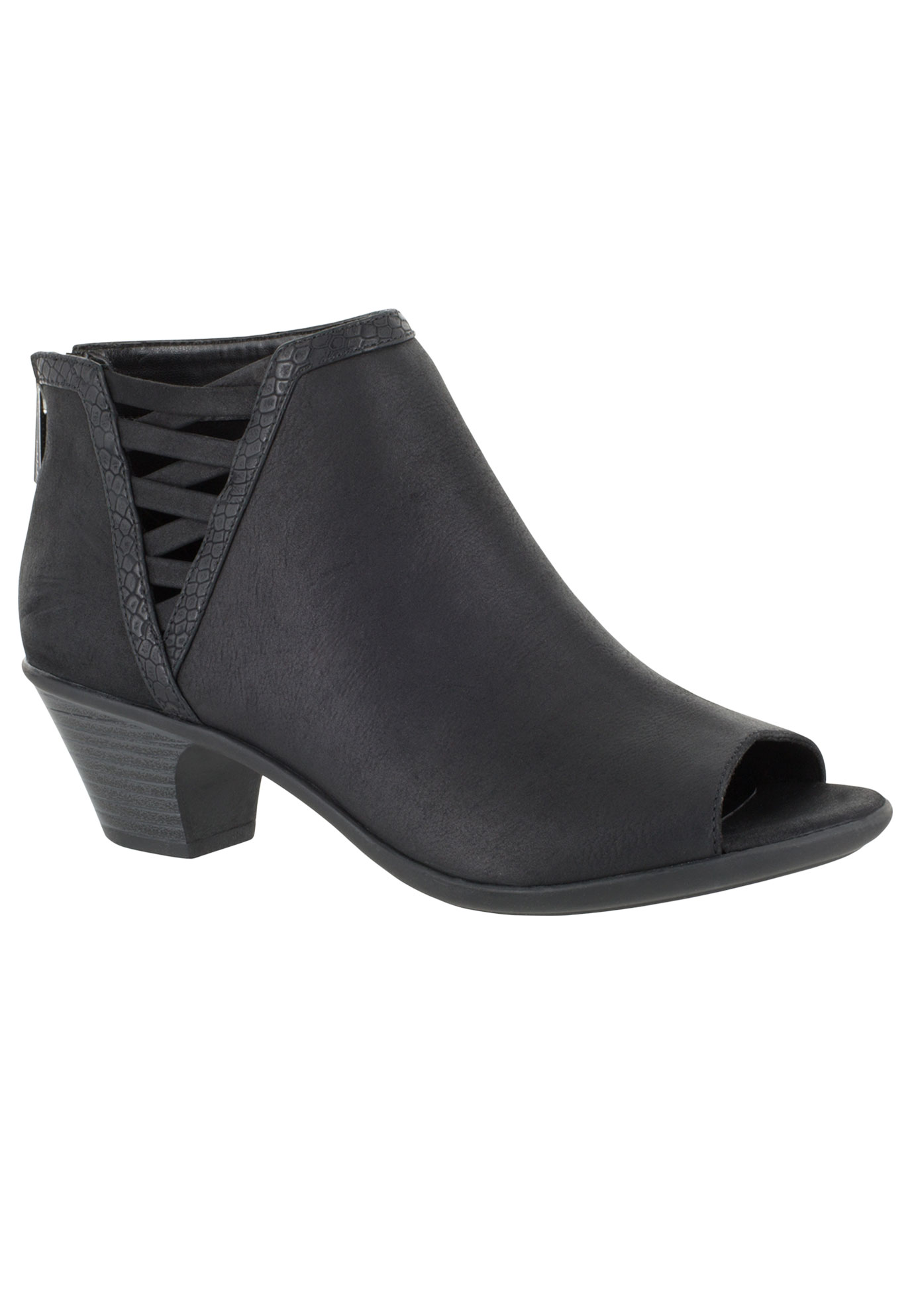 Paris Booties by Easy Street®,
