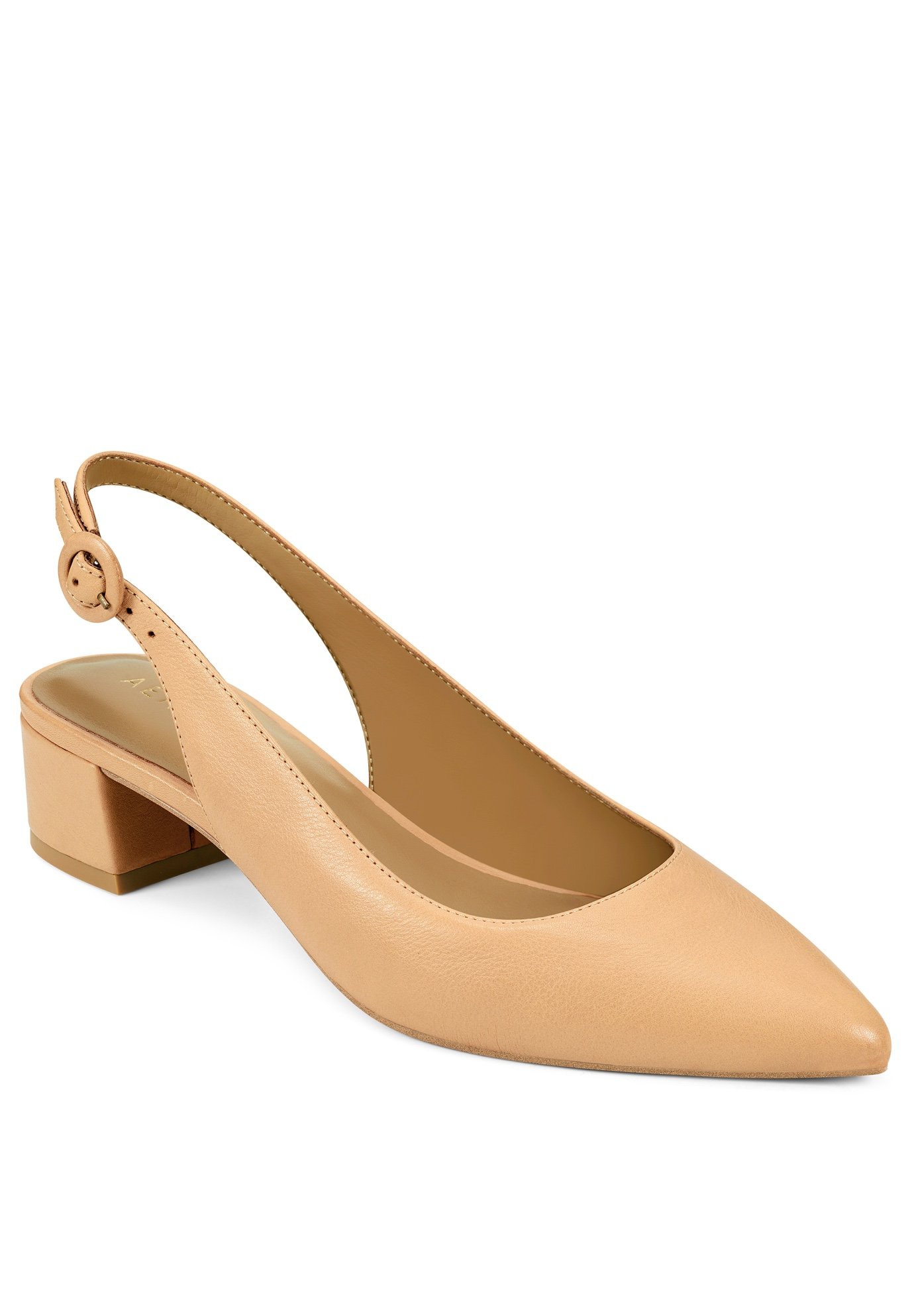 Grand Central Slingback by Aerosoles Platinum Label,