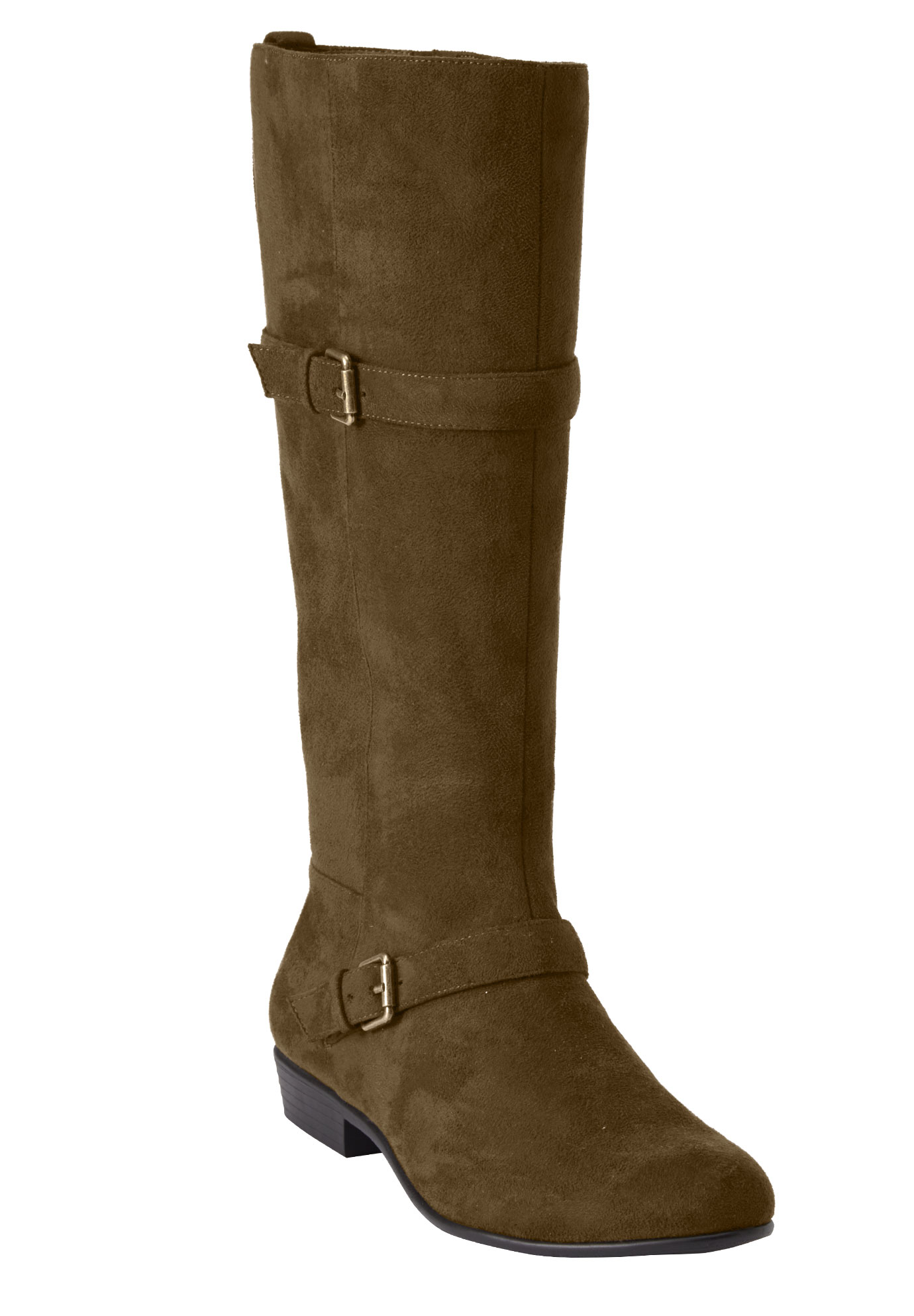 Henny Tall Calf Boots by Comfortview,
