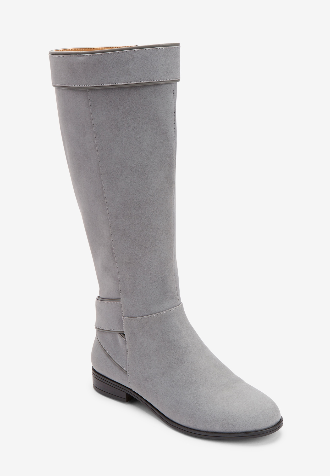 The Isla Wide-Calf Boot ,