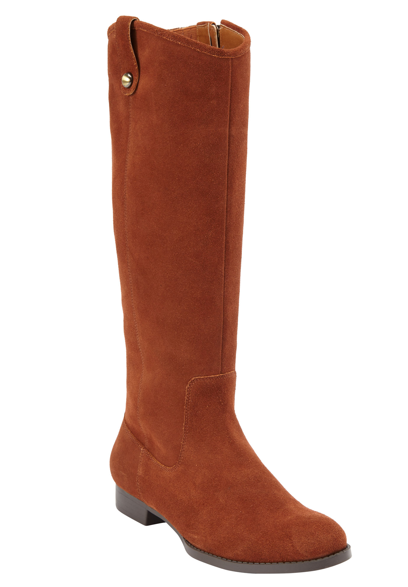 Paxton Tall Calf Boots by Comfortview,