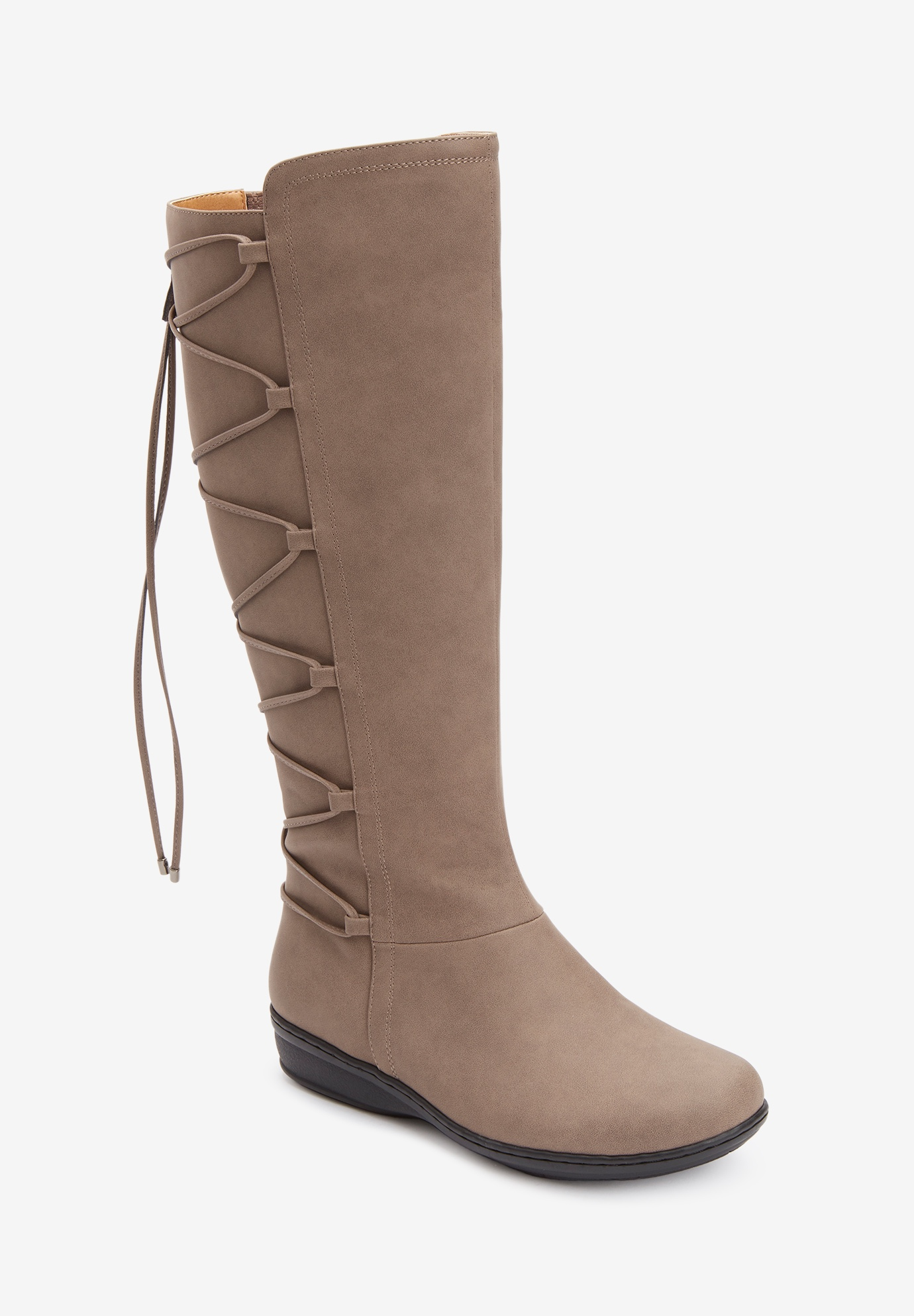 The Sailor Wide Calf Boot ,