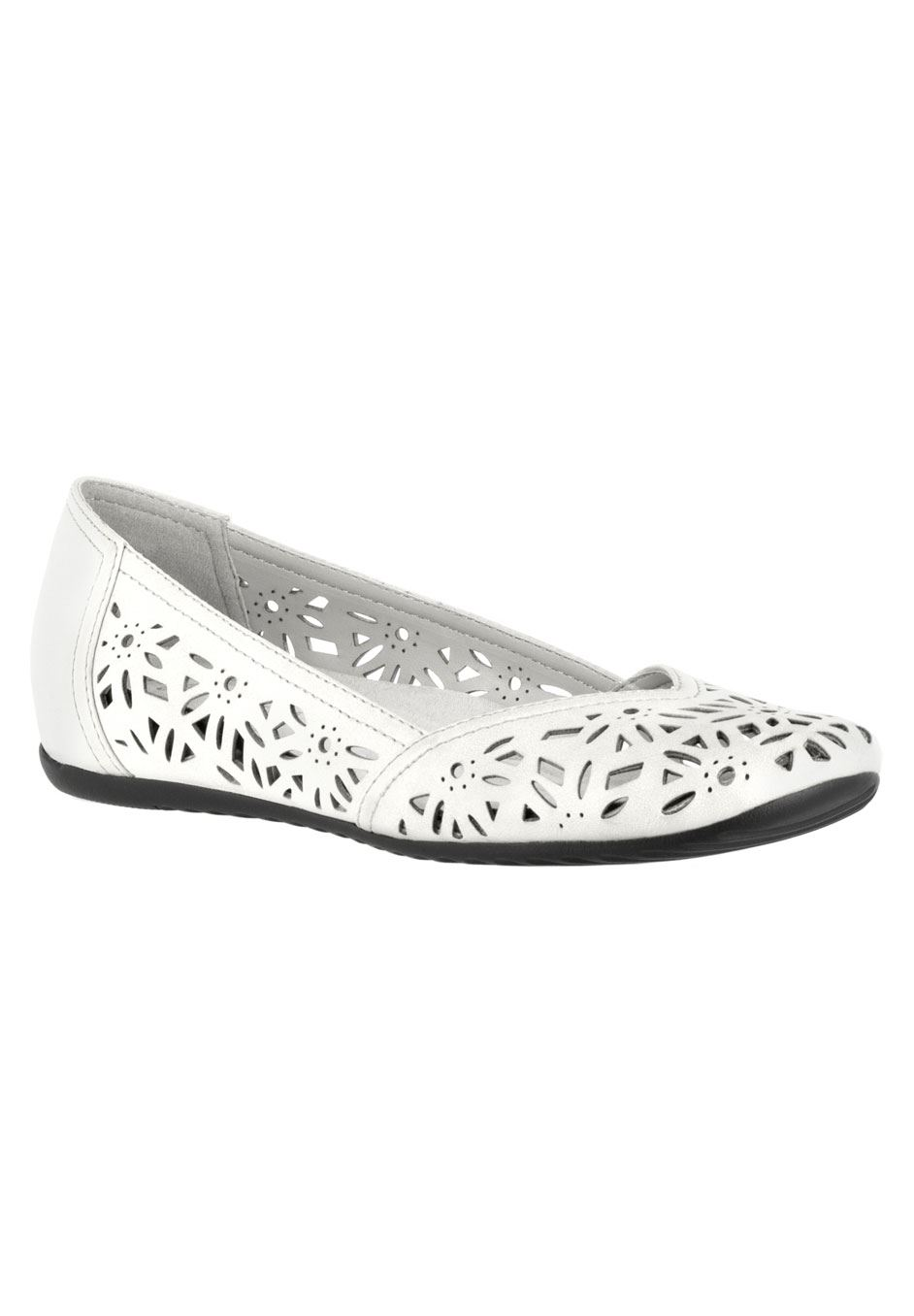 Charlize Elevated Flat by Easy Street®,