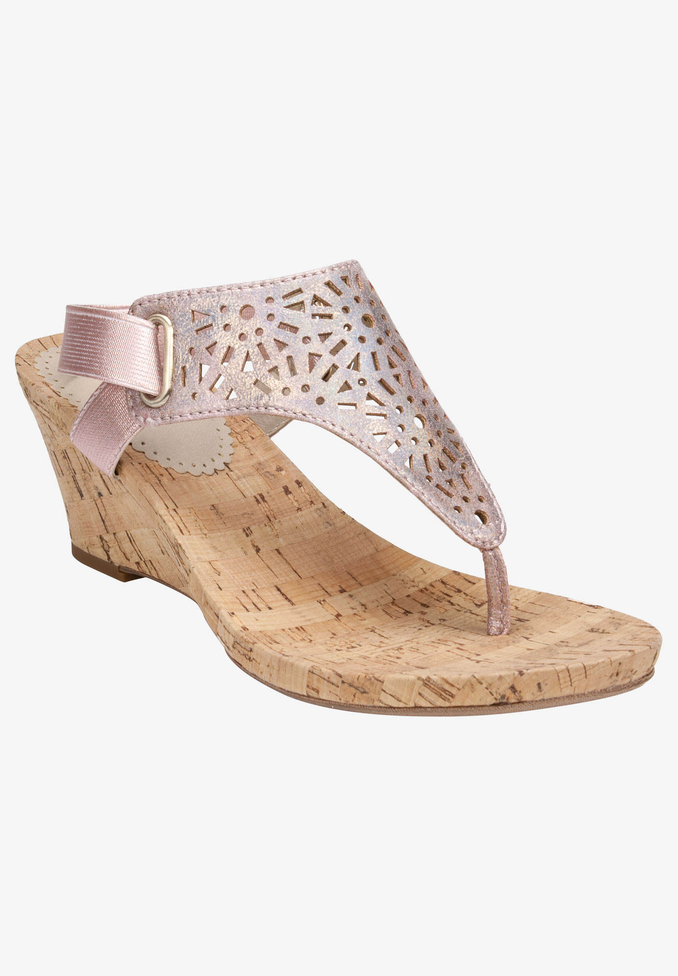 Alise Sandal by White Mountain,