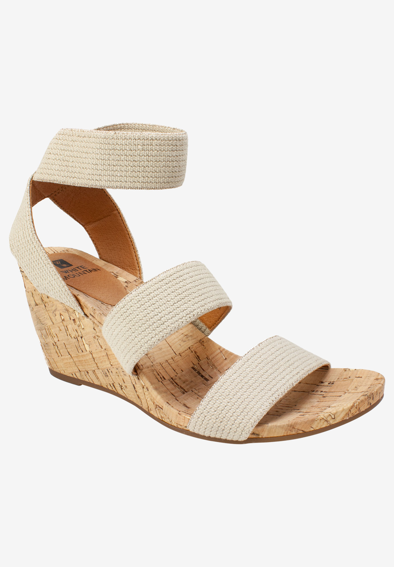 Phelix Sandal by White Mountain,