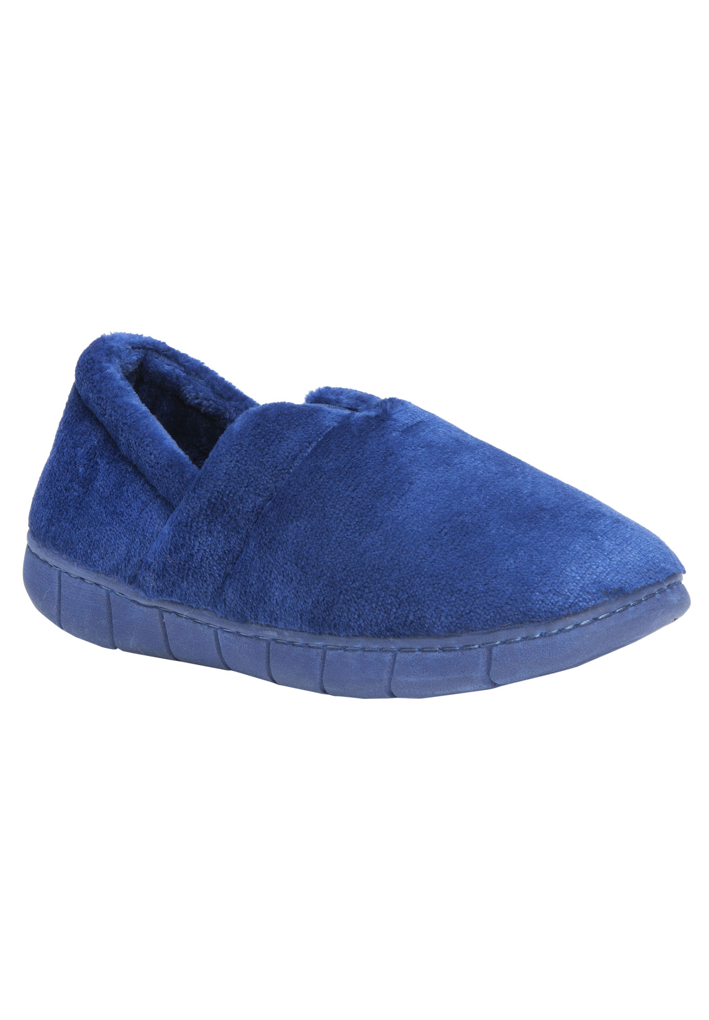 Maxine Slippers by Muk Luks®, LIBERTY BLUE, hi-res