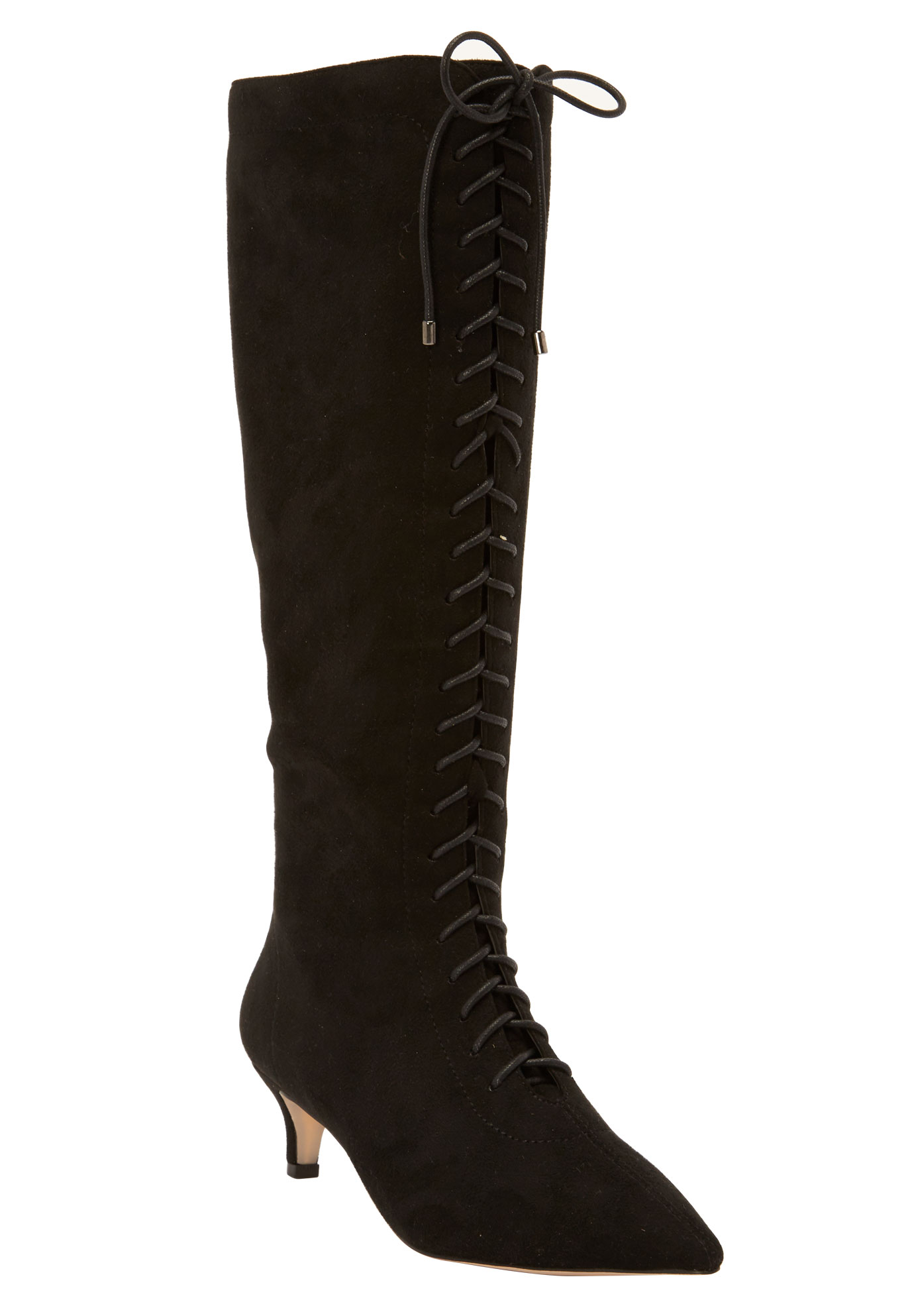 The Marni Wide Calf Boot by Comfortview®,