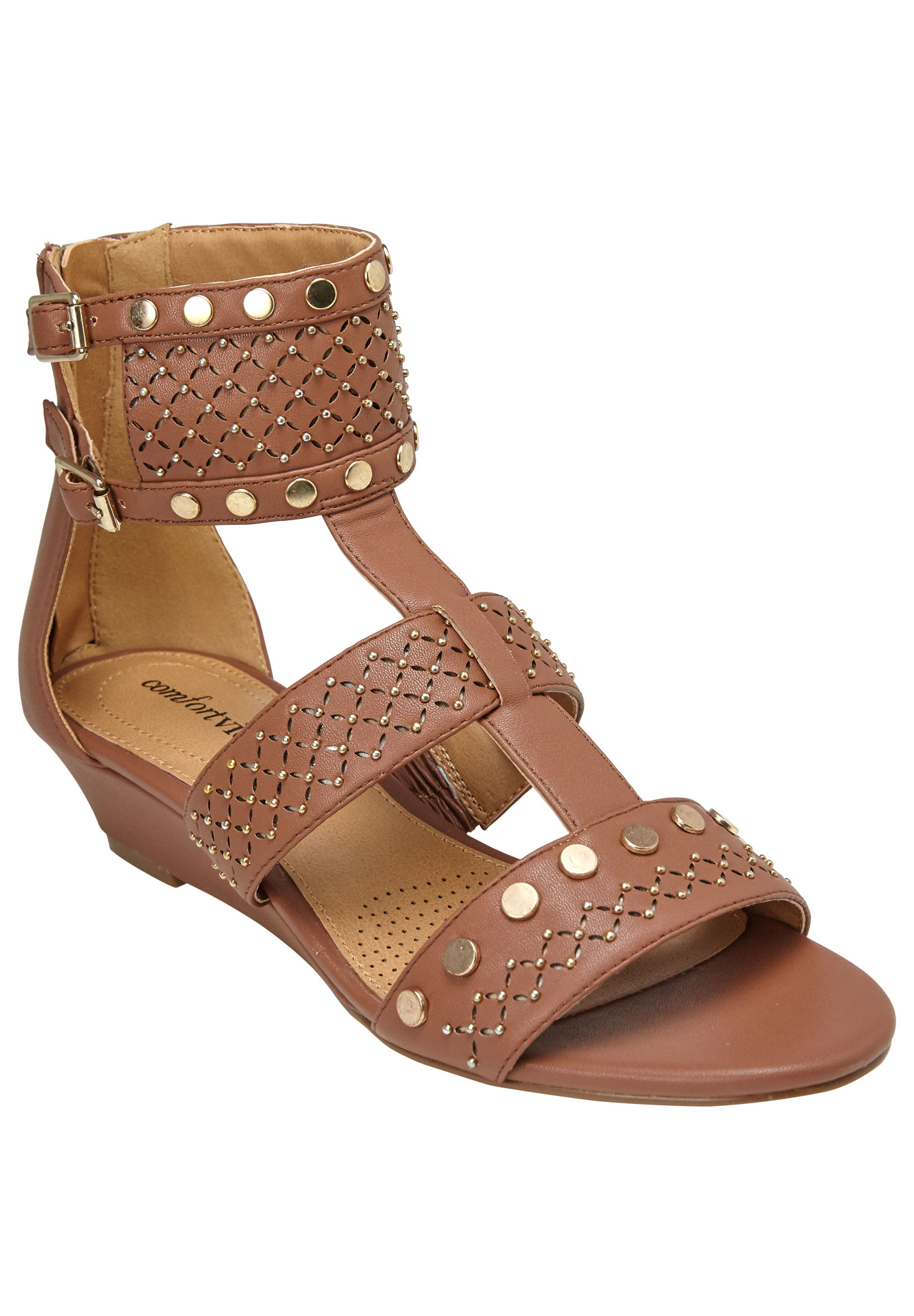Phoebe Sandals by Comfortview®,