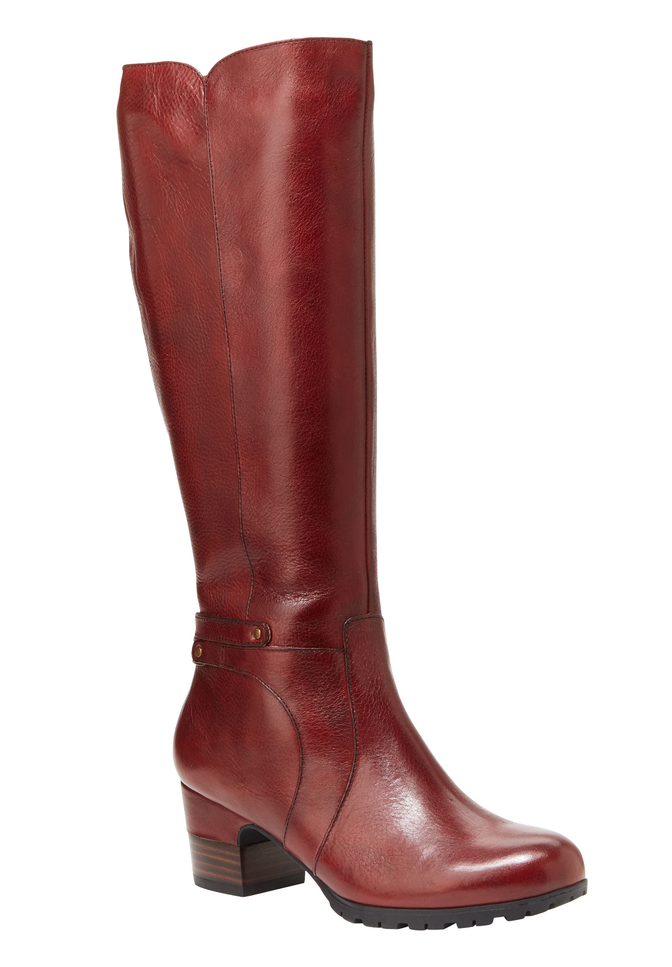 Chai Wide Calf Boots by Jambu®, WHISKEY, hi-res